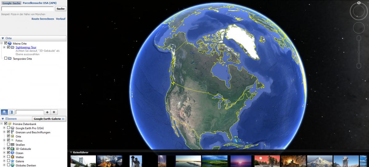 Google Earth Pro gratis