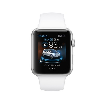 BMW Apple Watch 01