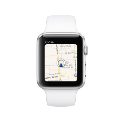 BMW Apple Watch 02