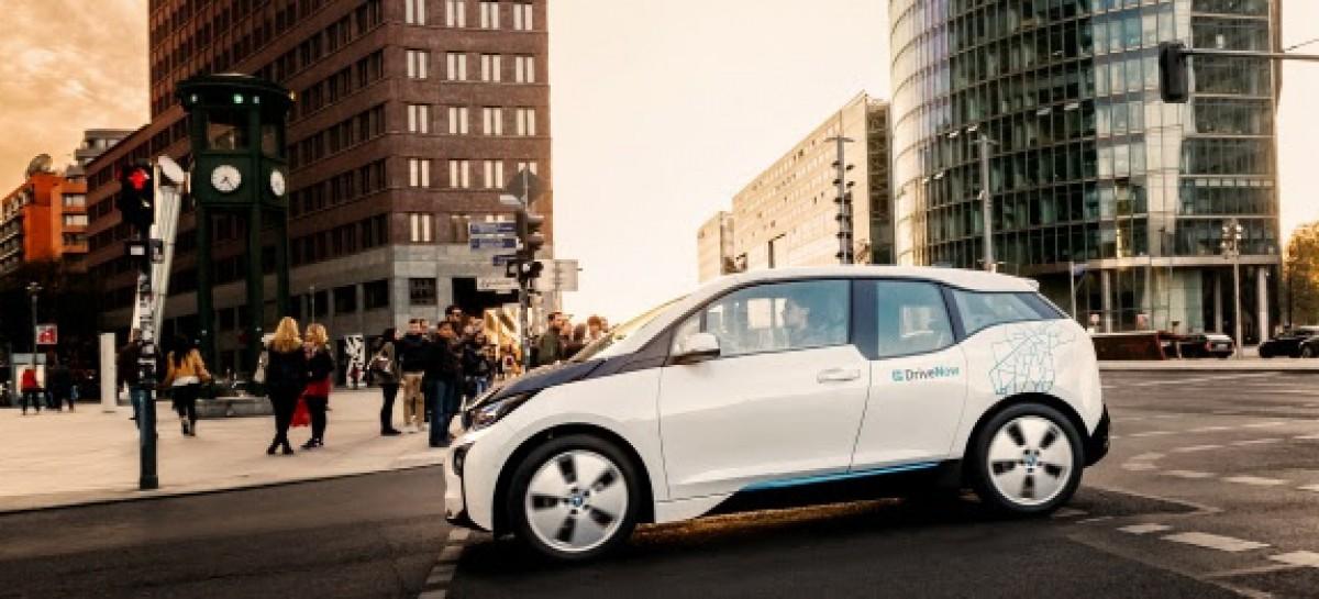 BMW i3 jetzt bei DriveNow